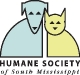 Humane Society of South Mississippi New Logo