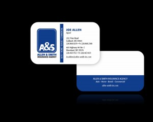 Allen & Smith Business Cards